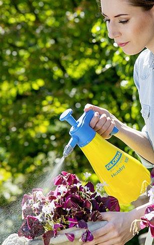 Drucksprüher – die perfekte Pflanzenpflege für Ihren Garten